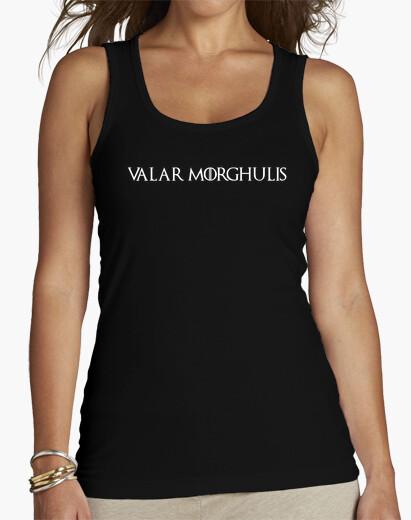 Tee-shirt valar morghulis