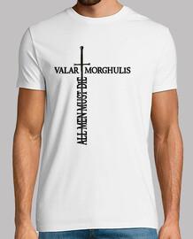 Valar Morghulis - All men must die