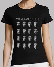 Valar Morghulis Faces