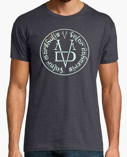 T-shirt Valar Morghulis Valar Dohaeris - Valuta (Il Trono di Spade)
