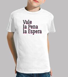 Vale la Pena la Espera Worth the Wait