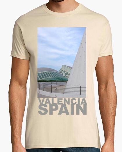 Camiseta Valencia, España