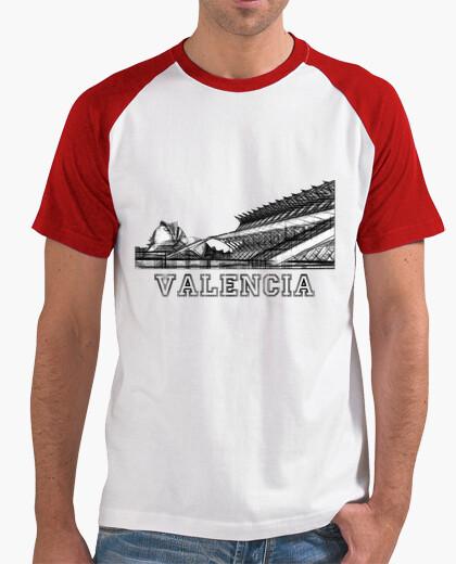 Camiseta Valencia lapiz