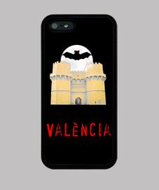 València. Torres de Serrans. Funda móvil.