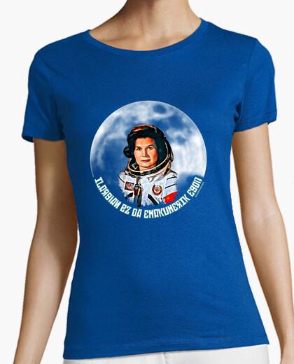 T-shirt valentina tereshkova