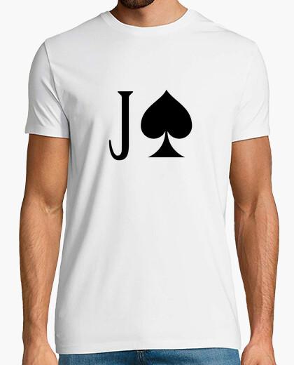Tee-shirt valet de pique
