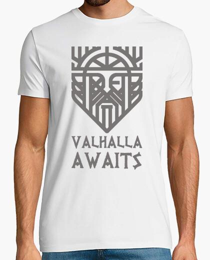 Tee-shirt Valhalla Awaits