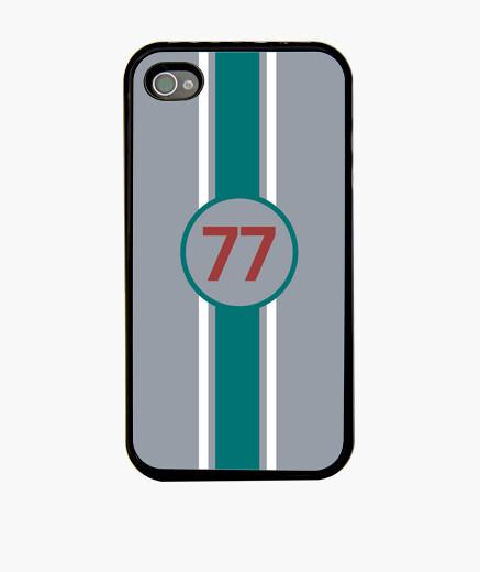 Funda iPhone Valtteri Bottas #77
