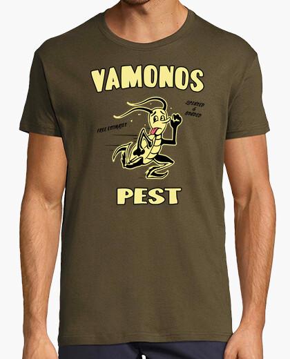 Camiseta Vamonos Pest (Breaking Bad)
