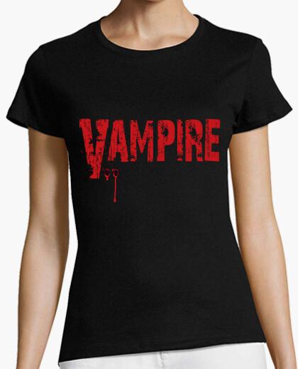 Camiseta Vampire
