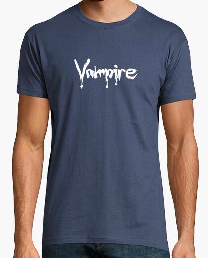 Camiseta Vampire Blanc