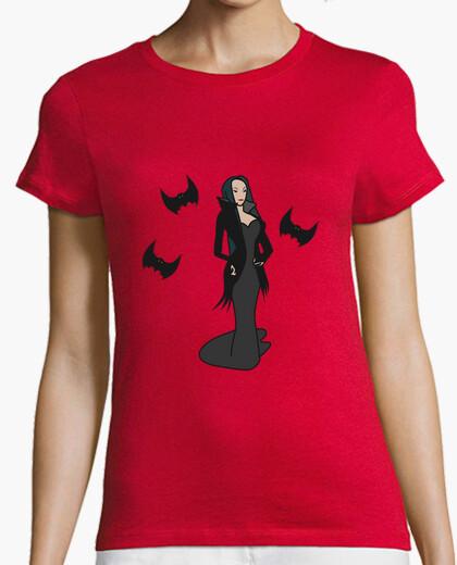 Camiseta Vampiresa