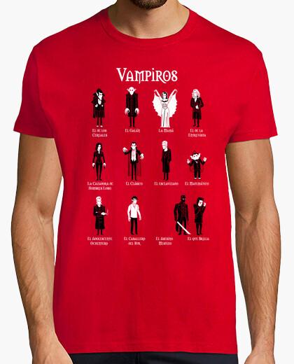 Camiseta Vampiros