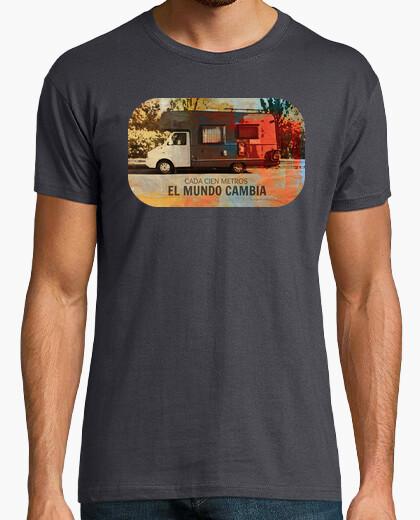 Camiseta VAN -EL MUNDO CAMBIA