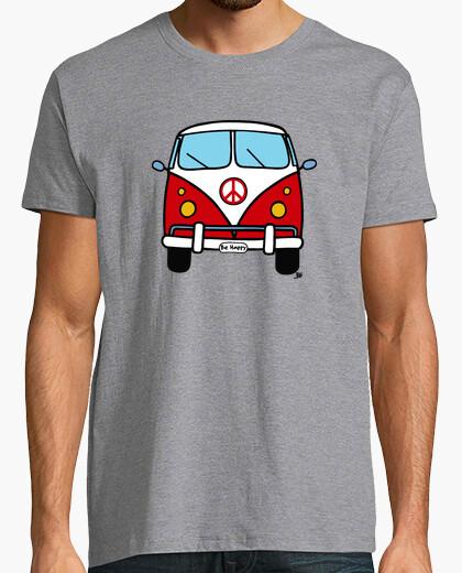 T-shirt van essere felice
