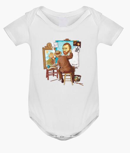 Ropa infantil Van Gogh Triple Self-portrait