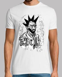 Van gohg Punk - Van gogh Art not Dead  friki geek
