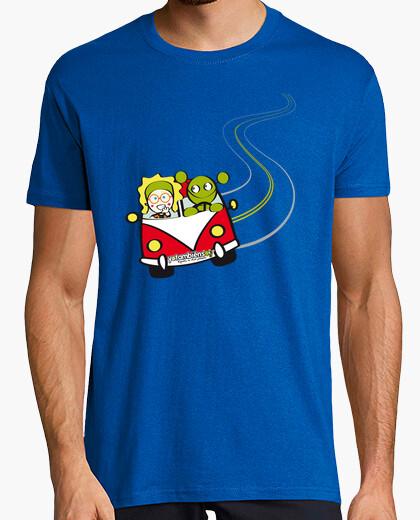 Tee-shirt Van sur Mars