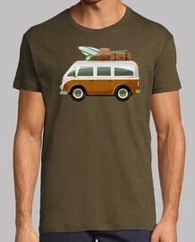 van surf - t-shirt da uomo