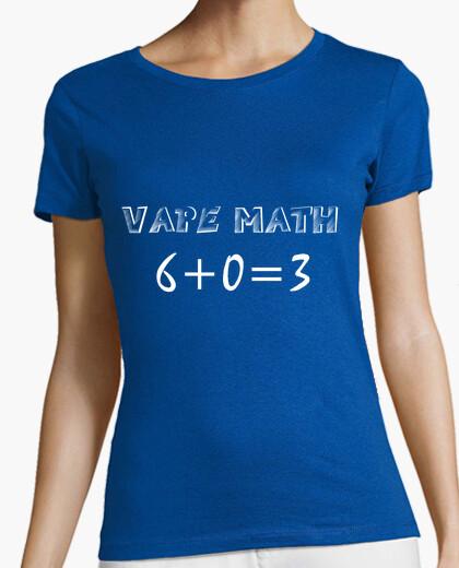 T-shirt vape matematica