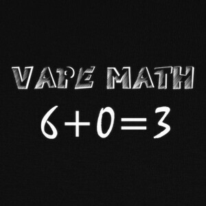 Tee-shirts Vape Math