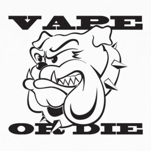 T-shirt Vape or Die