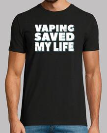 Vaping saved my life