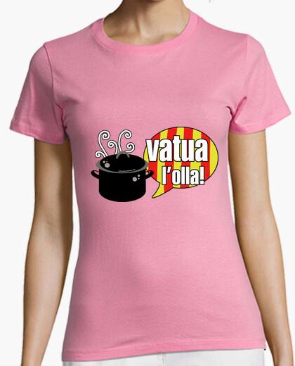 Camiseta Vatua l'olla Mujer
