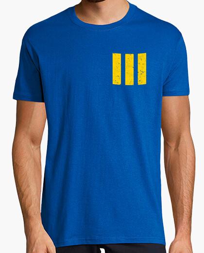 Tee-shirt Vault 111 Dweller