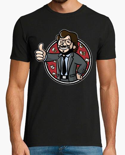 Camiseta Vault professor
