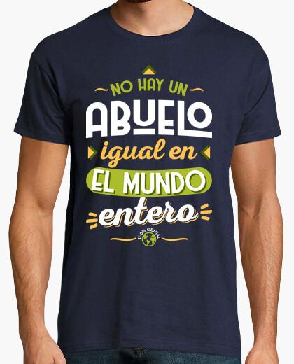 T-shirt v'è un nonno come il mondo