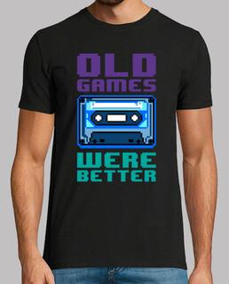 vecchi games erano better (cassette)