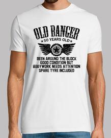 vecchio banger di 50 anni