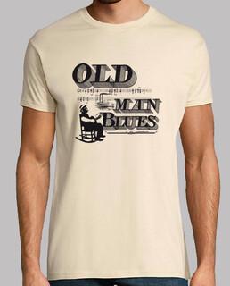 vecchio blues man