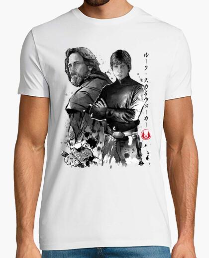 T-shirt vecchio e you ng jedi