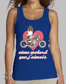vecchio motociclista