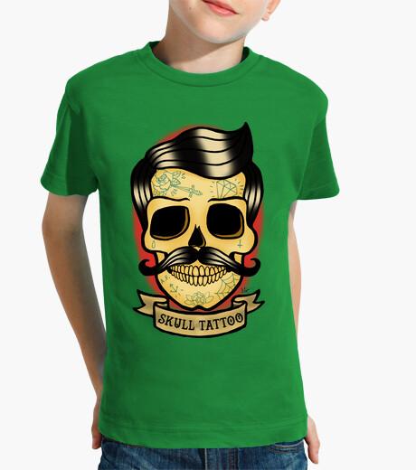 Abbigliamento bambino vecchio skull !!!