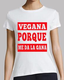 vegan because i feel like it