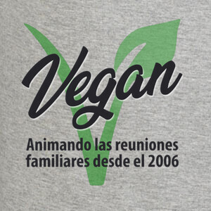 Tee-shirts Vegan familiar