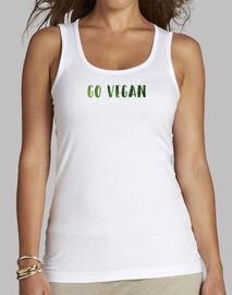 vegan femme brocoli