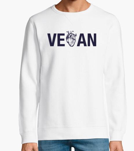 Jersey Vegan heart