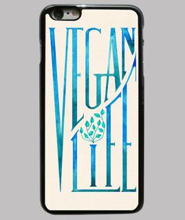 vegan life (print)