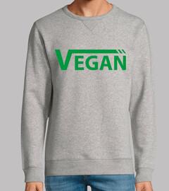 vegan man sweatshirt