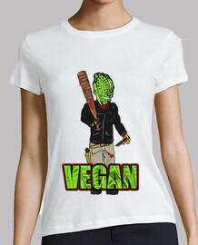Vegan, Negan TWD
