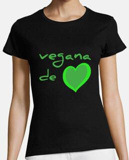 Vegana de corazón