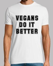Vegans do it better