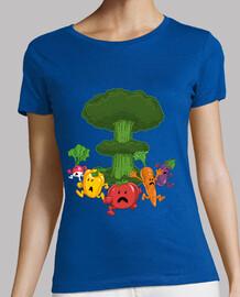 Vegetable Armageddon