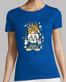 Vegetable Skull Head 1