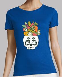 Vegetable Skull Head 2