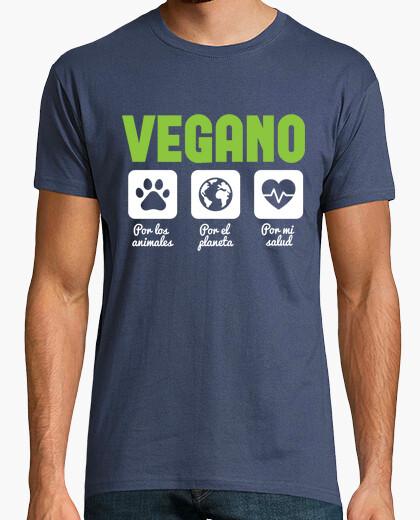 Tee-shirt végétalien